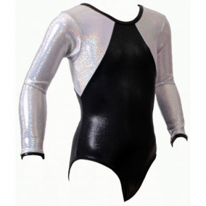 Perth Long Sleeved Gym Leotard 1011