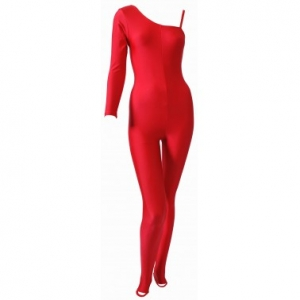 Shola Lycra One Sleeve Catsuit