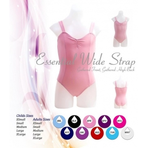 Essential Wide Strap Leotard
