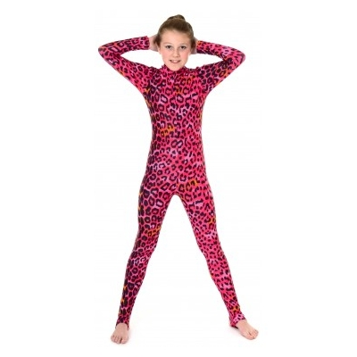 Elsa Red Physco Snowcat Catsuit title=