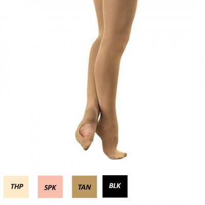 Convertible Matte Micro Basics Tights title=