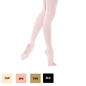 Convertible Matte Micro Basics Tights