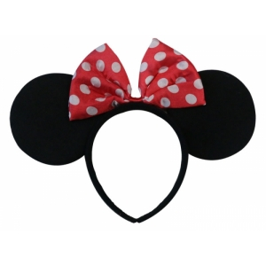 Deluxe Minnie Ears with Bow