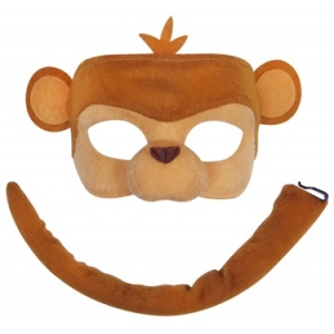 Deluxe Animal Set - Monkey