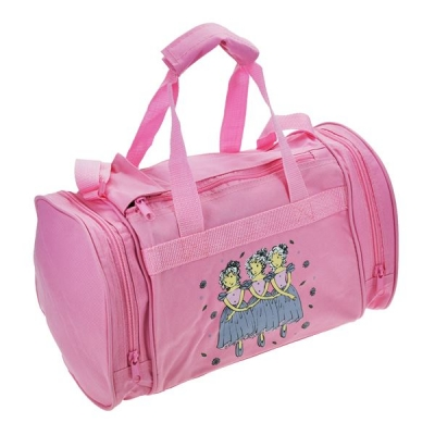 Gifted Dancer 143A Pink Ballerina Holdall title=