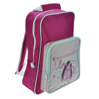Gifted Dancer 124A Pink Backpack title=