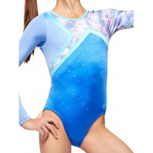 Asymmetry Leotard