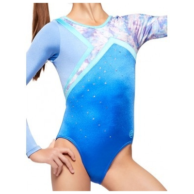 Asymmetry Leotard title=