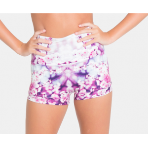 Blossom High Waisted Shorts