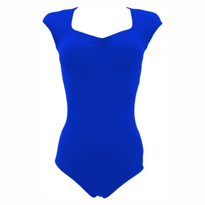 So Danca Adults RDE-1540 Cap Sleeve Leotard title=