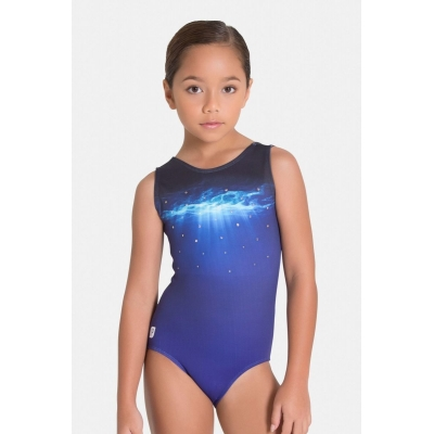 Dancing Water Leotard title=
