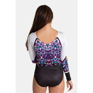 Cathedral Long Sleeved Leotard