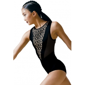 Laser Cut Leotard ..