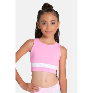 Amira Cropped Singlet