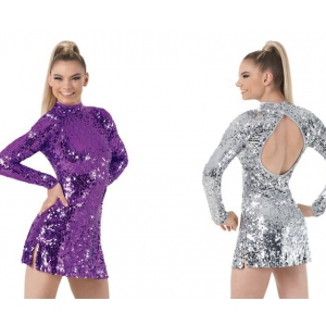 Ultra Sparkle Mini Dress