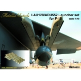 LAU-128/ADU-552 Launcher set for F-15 ..