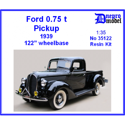 1939 Ford 0.75 ton Pickup 1/35