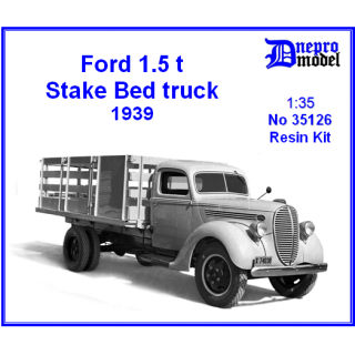 Ford 1.5 ton Stake Bed ..