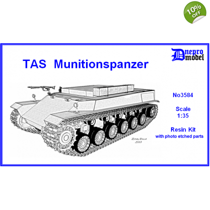 TAS Munitionspanzer 1/35