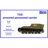 TAS Armored personnel carrier 1/35