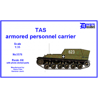 TAS Armored personnel c..