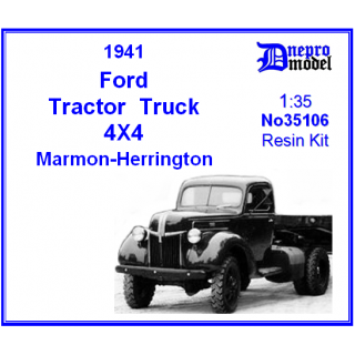 Ford Tractor Truck 4X4 ..