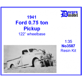 Ford 0.75 ton Pickup 1/35