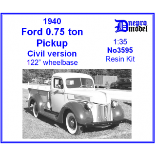 Ford 0.75 ton Pickup Ci..