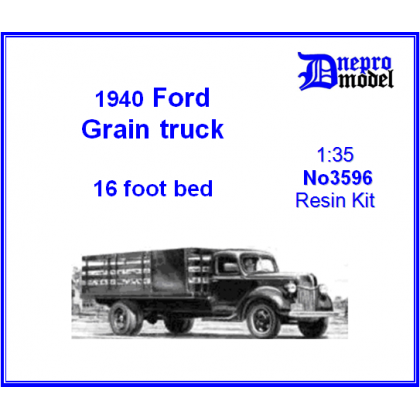 Ford Grain truck 16 foot bed 1/35