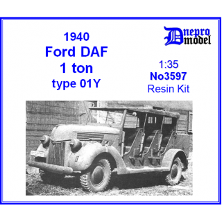 1940 Ford DAF 1.0 t Type 01Y 1/35