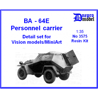 BA-64E Personnel carrier Detail set fo..
