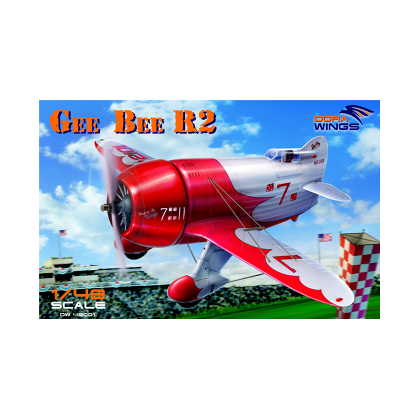 Gee Bee R2 Super Sportster 1/48