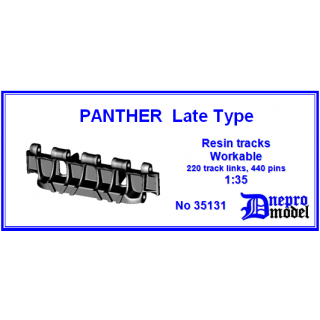 PANTHER Late Type Resin..
