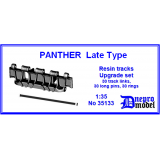 PANTHER Late Type Resin tracks Upgrade..
