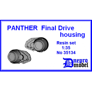 Panther Final Drive housing 1/35