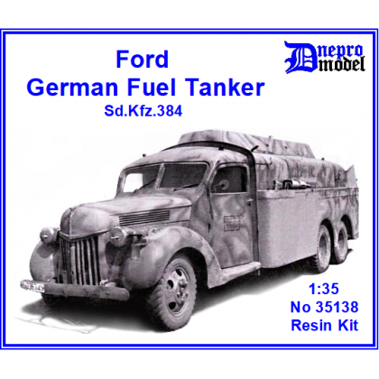Ford German Fuel Tanker WWII 1/35