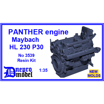 PANTHER engine Maybach HL 230 P30 1/35