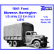 1941 Ford Marmon-Herrington US army 2.5 ton truck JJ5-6 1/35
