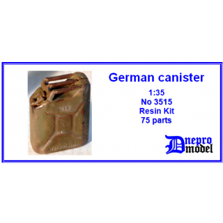 German canister 1/35
