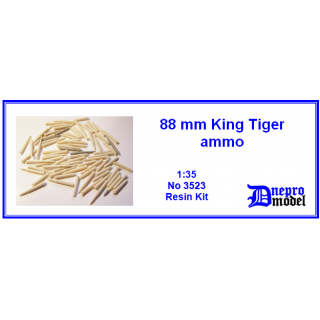 88mm King Tiger ammo 1/35