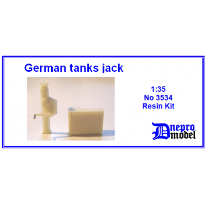 German tanks jack 1/35