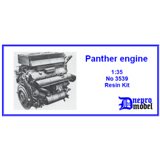 Panther engine 1/35