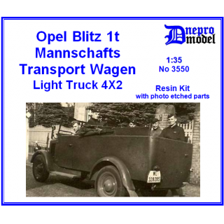 Opel Blitz 1t Mannschafts Transport Wa..
