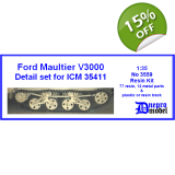 Ford Maultier V3000 Detail set for ICM..
