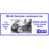 BA-64R German command car Detail set f..