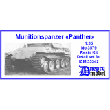 "Munitionspanzer ""Panther"" Detail set f.."