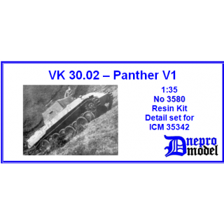 VK 30.02 - Panther Detail set for ICM ..