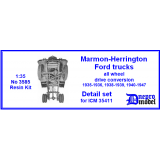 Marmon - Herrington Ford trucks All wh..
