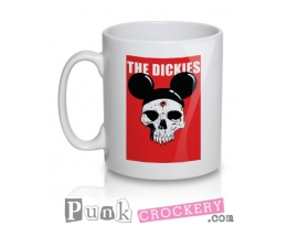 The Dickies - Mickey skull logo - Mug