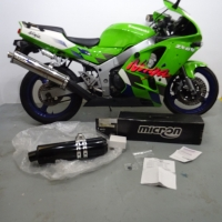 KAWASAKI ZX6-R. FINANCE AVAILABLE